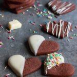 Frolla al cacao per biscotti