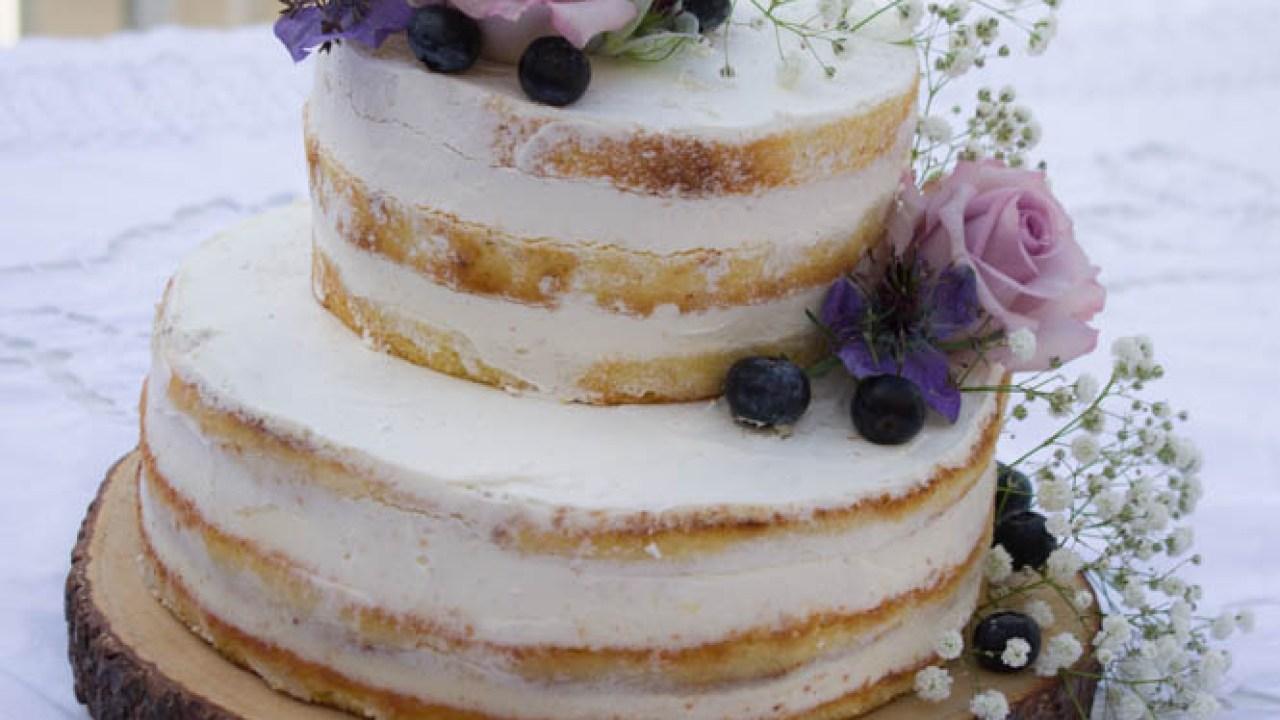 Risultati immagini per naked cake