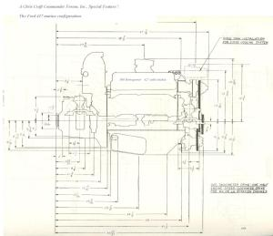 Chris Craft Engine Parts Diagram   Wiring Library