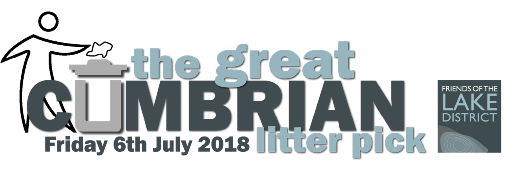 Join Ulverston park team to show your support for Great Cumbrian Litter Pick