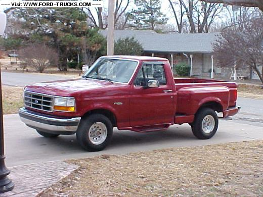 F Parts Ford 150 1992 Xlt