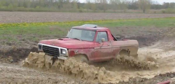 2g bronco in mud 600