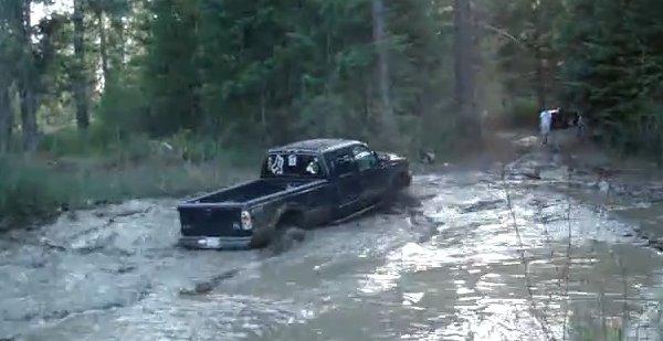 f350 18inch lift mud 600