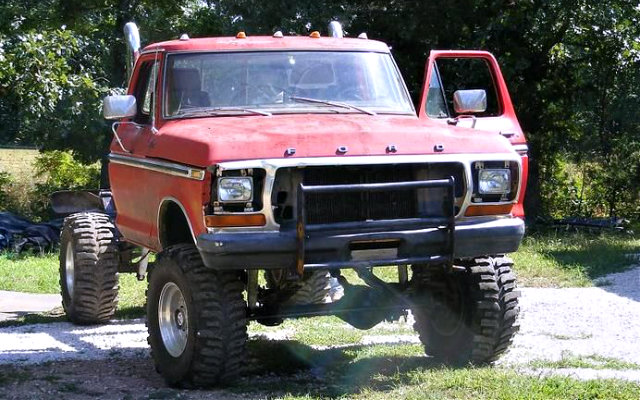 truck you a garage full of classic broncos and f 250s ford trucks com rh ford trucks com 1997 F250 Transmission Fluid 1979 ford f250 4x4 manual transmission