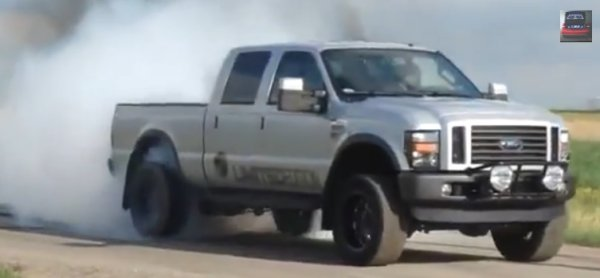 f350 ong rolling burnout 600