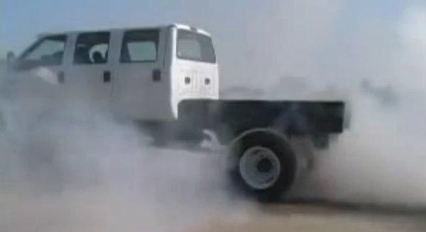 f650 burnout 600