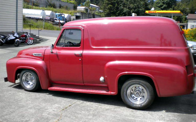 1954 Ford F-100 Panel