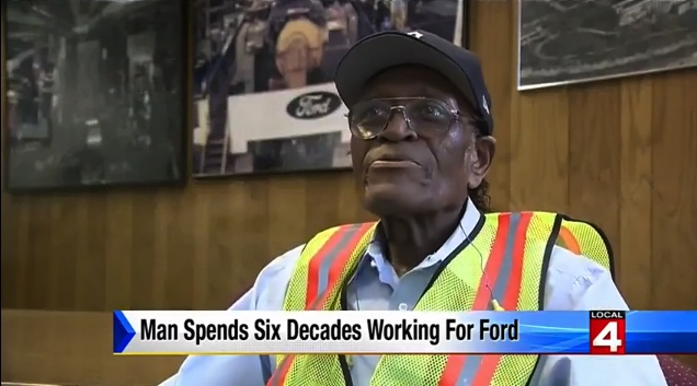 Willie at Ford