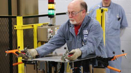 F-150 Production Training Program