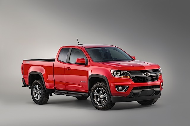 2015 Chevrolet Colorado Trail Boss Edition