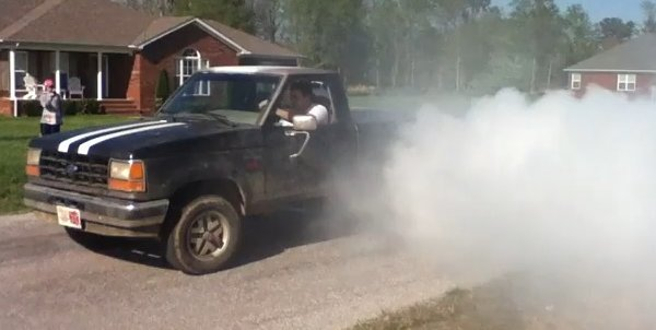 2g ranger burnout