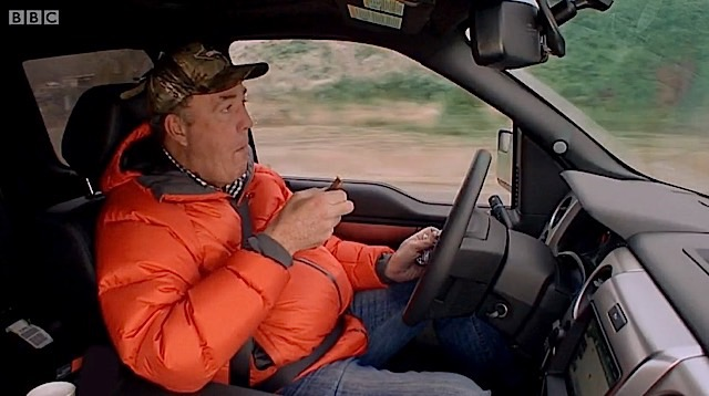 Clarkson Top Gear Canadian Tire Hat