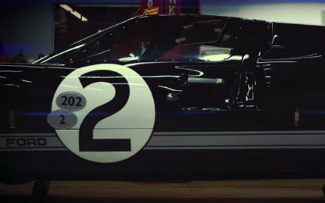 1966 GT40 Le Mans Winner