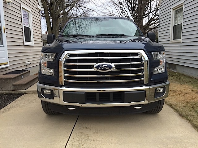 F-150 Front