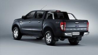 New Ford Ranger 3_Rear 3qtr