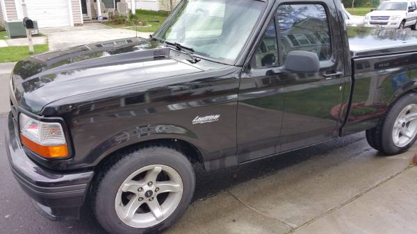 Craigslist Ford F-150 Lightning is the Steal of the Century - Ford