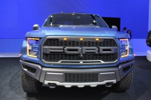 ford at new york auto show