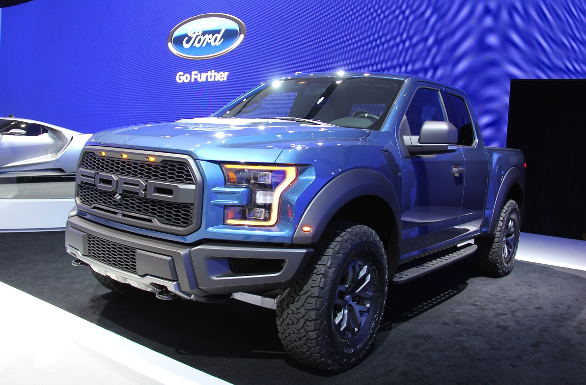 New Ford Truck >> New Ford Raptor Ford Trucks Com