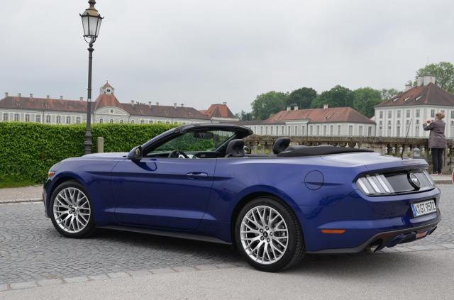 European Mustang EcoBoost