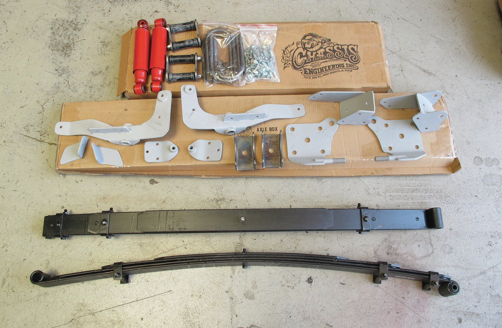 How to Restore a 1940 Ford Pickup Frame - Ford-Trucks.com
