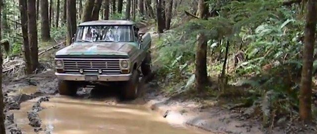 67-f100-mud