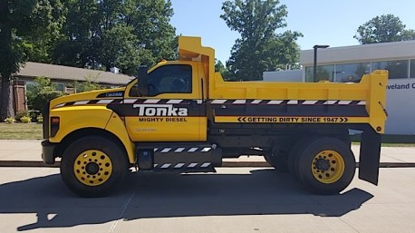 Ford F-750 Tonka Mighty Diesel - 2015-07-30 10.58.09