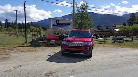 2016 Ford Explorer Platinum Adventure Tour - Kamloops to Calgary - The Calgary Stampede - 20150902_103359
