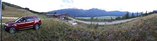 2016 Ford Explorer Platinum Adventure Tour - Kamloops to Calgary - The Calgary Stampede - 20150902_184820