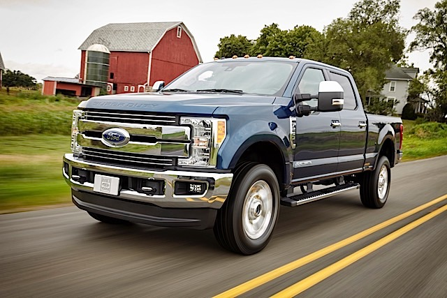 2017 Ford Super Duty Stock Photos - IMG_3237_MR