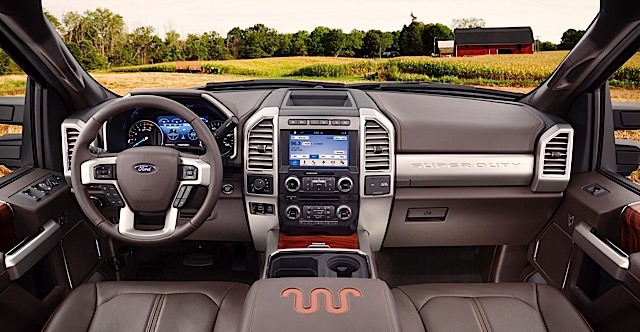 2017 Ford Super Duty Stock Photos - IMG_4622_MR