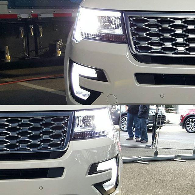 Ford Explorer Platinum