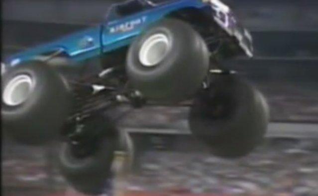 1990 ford bigfoot ad
