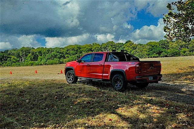 2016 Chevrolet Colorado Trail Boss Knibbe Ranch - _DSC0439