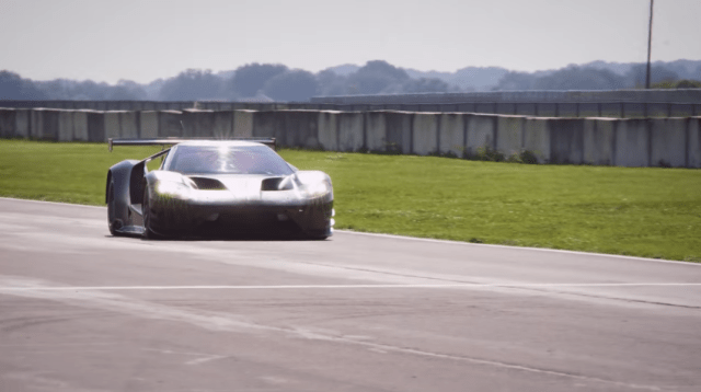 Ford GT Development