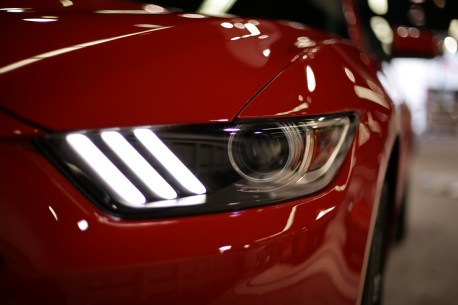 Ford Mustang at OC Auto Show (4)