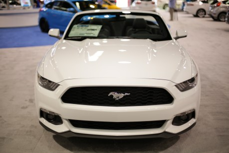 Ford Mustang at OC Auto Show (6)