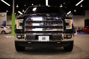 Ford Trucks at the OC Auto Show (2)