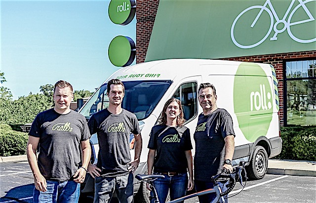 Transit - roll van and team