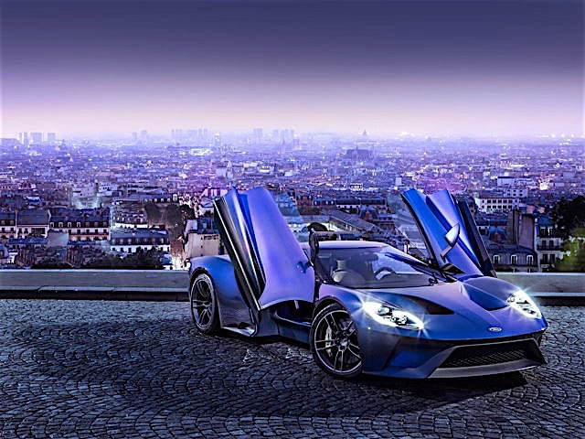2017 Ford GT - 529890