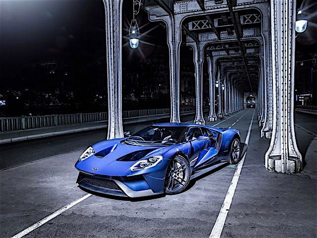 2017 Ford GT - 529895