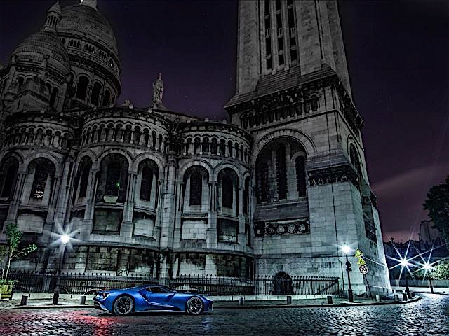 2017 Ford GT - 529900