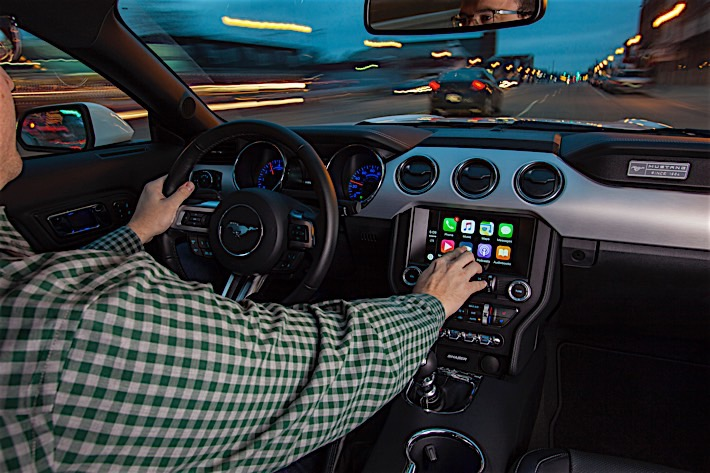 Starting this year, owners of Ford SYNC 3-equipped vehicles will have more choice in how they access smartphones in the car as iPhone users can activate Apple CarPlay.
