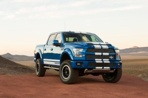 Shelby F-150 3