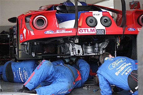 2016 Rolex 24 Ford GT GTLM - IMG_2657