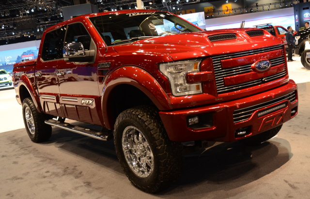 The Tuscany Ford F-150 FTX from Chicago - Ford-Trucks.com