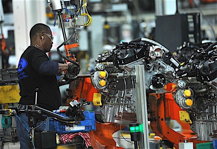 Cleveland Engine Plant Investment