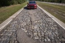 Ford Ride Development Road 3