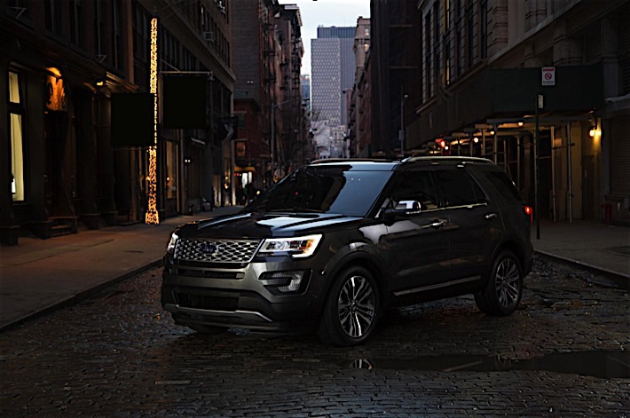 """A unique marketing collaboration between Ford Motor Co., FOX and producers of the TV show """"Gotham: Wrath of the Villains"""" puts the Explorer SUV in the prime-time spotlight."""