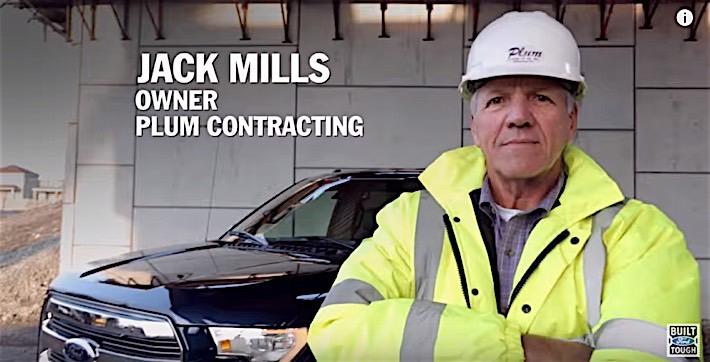 Jack Mills Plum Contracting