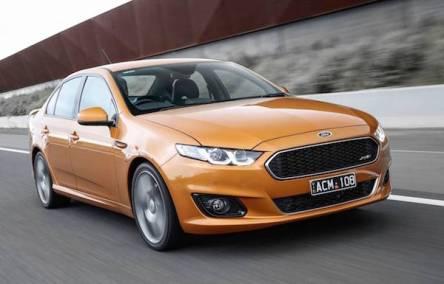 Ford Carbon Fiber Intake